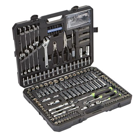 tool sets 225 pc mechanic s tool set