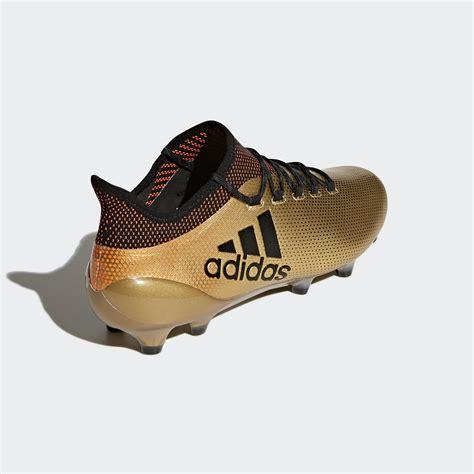 adidas x 17 1 adidas x 17 1 fg skystalker tactile gold met core