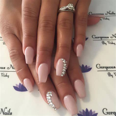 image result for very short coffin nails nails 25 neutral nail art designs ideas design trends