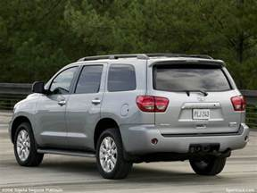 2008 Toyota Sequoia 2008 Toyota Sequoia Pictures And Information Sportruck