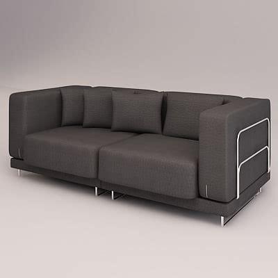 sofa tylösand 3d model tylosand sofa