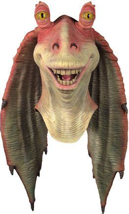 jar jar binks tattoo aldo jar jar binks shecky s world