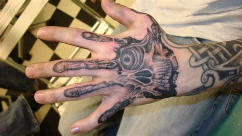tattoo biomechanical hand biomechanical tattoos and designs page 32