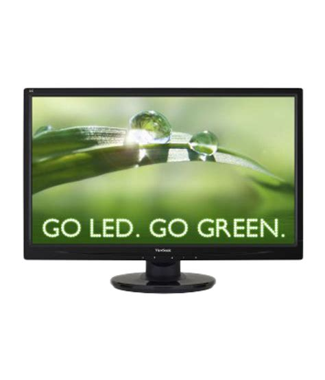 Monitor Led Kotak viewsonic va2046m 49 53 cm 19 5 hd led monitor buy viewsonic va2046m 49 53 cm 19 5 hd led