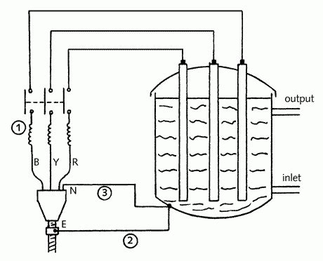 3 phase water heater wiring diagram wiring diagrams