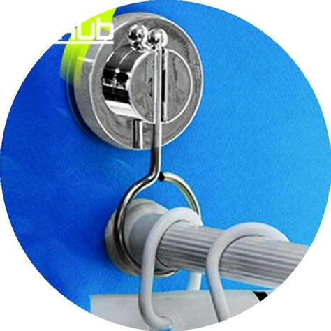 suction cup curtain rods popular suction cup shower curtain rod buy cheap suction