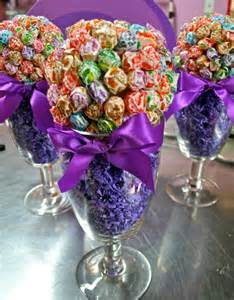 lollipop centerpiece ideas dum dum lollipop sucker land centerpiece vase