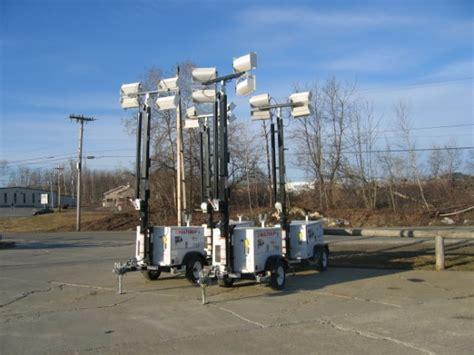 4 000 Watt Light Tower Diesel Eagle Rental