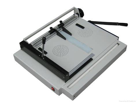 Paper Cover Machine - cover machine cg990 caiba china trading