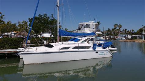 catamarans for sale florida keys sueno tropical catamaran for sale gemini 105m in key largo