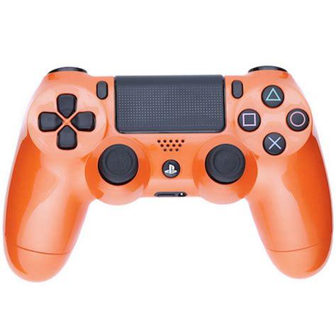 Hoodie Jumper Broadcast Yourself playstation dualshock 4 custom controller gloss orange