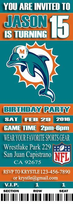 printable birthday cards with dolphins printable birthday party invitation card miami by