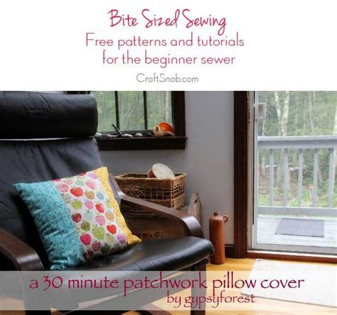Patchwork Cushion Cover Tutorial - 38 best images about pillows and cushions sewing patterns