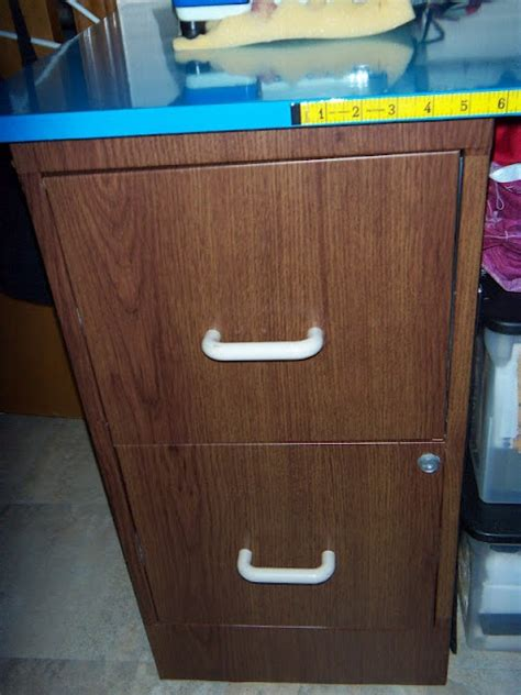 Sticky Paper For Cabinets by Tinkering Around Covering A Blue File Cabinet With Sticky
