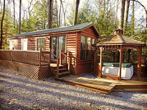 Cooks Forest Cabins For Rent by The Dakota Cabin Cers Paradise Cground Cabins