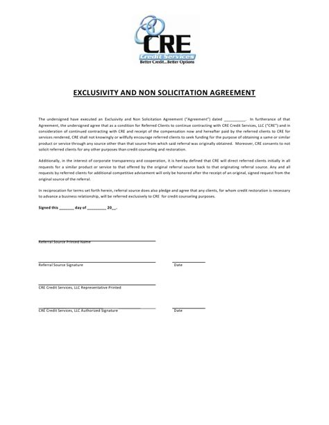 non solicitation agreement template non solicitation agreement following asset purchase