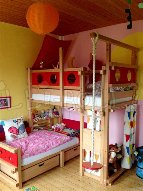 kids corner beds corner bunk bed billi bolli kids furniture