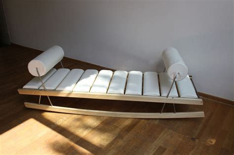 rocking bed modern rocking bed with a design