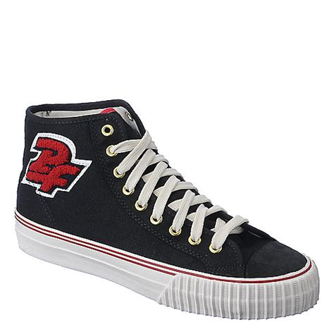 pf flyers basketball shoes pf flyers center hi mens athletic lifestyle sneaker