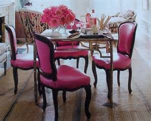 Pink Dining Room Chairs Obsessions Designer Bags Diapers