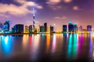 Of Dubai In The Magnificent Beautiful City Of In The Uae