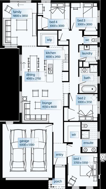 home floor plan designs myfavoriteheadache com simmons homes floor plans