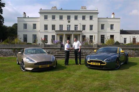 Grange Aston Martin Exeter Aston Martin Weekend For In One Winner The Exeter Daily