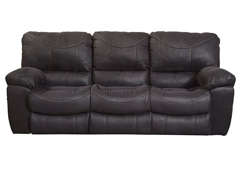black reclining sofa and loveseat atlantic bedding and furniture terrance black power