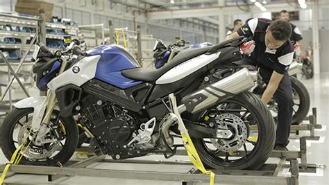 Motorrad Brazil Adventure bmw motorrad plant in brazil begins production overdrive