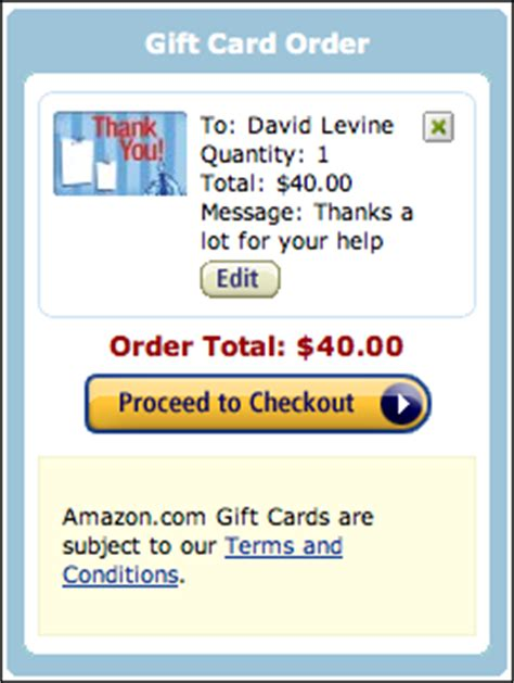 Where Do I Buy Amazon Gift Cards - how do i buy my friend an amazon gift card ask dave taylor