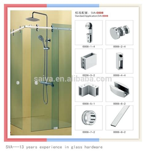 shower sliding door hardware shower door hardware frameless sliding shower doors ideas