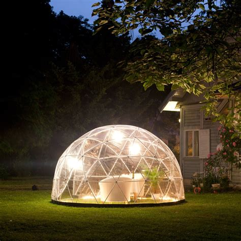 Backyard Dome by Your Own Maze In Your Back Garden Courtesy