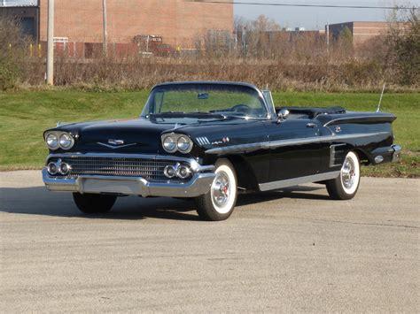 58 impala convertible 1958 chevrolet impala impala convertible ebay