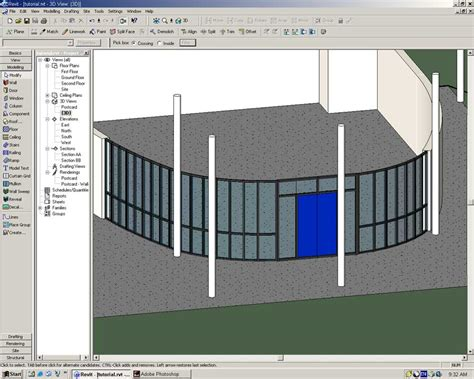 revit curtain wall tutorial revit tutorial