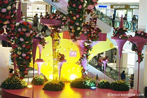 fashion square mall new year parade new year decorations at city square mall johor