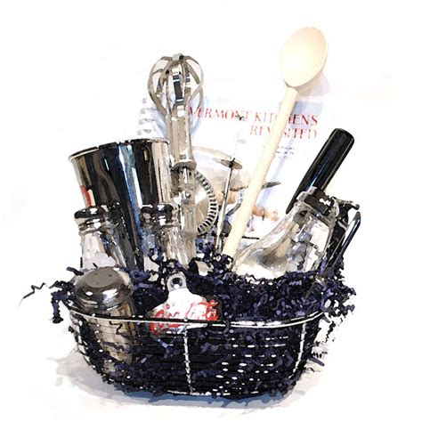 kitchen basket ideas kitchen gift baskets gifts pinterest