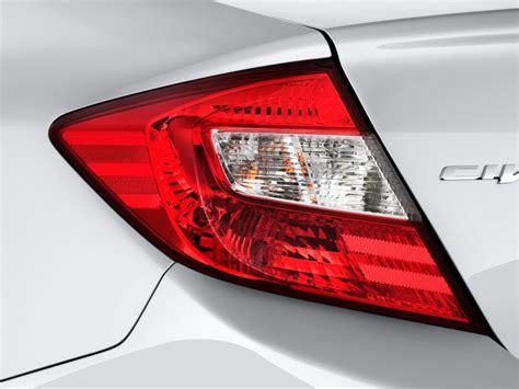 2012 honda civic tail lights image 2012 honda civic sedan 4 door auto lx tail light