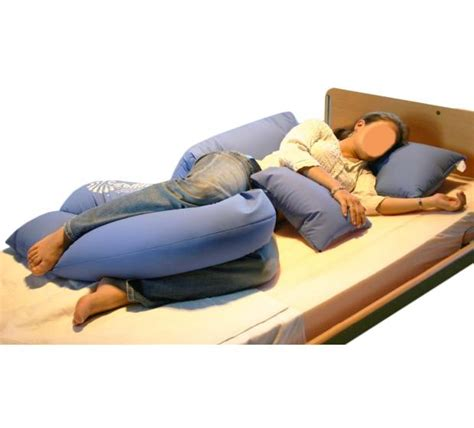 bed positioning carewave medical positioning cushions sleep systems