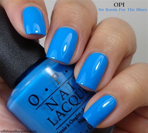 opi light blue colors blue nail on nails pixshark com images