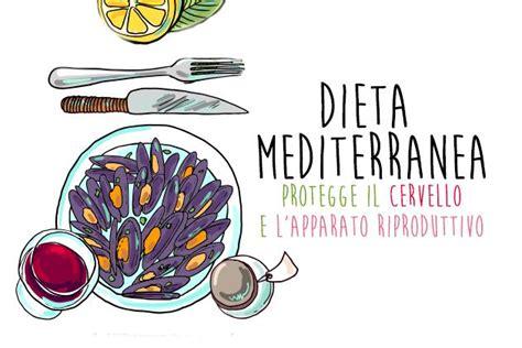tumore al cervello e alimentazione la dieta mediterranea protegge cervello e apparato