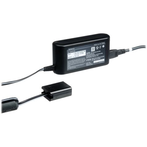 Adaptor Tv Sony sony ac adapter for select sony cameras acpw20 b h photo