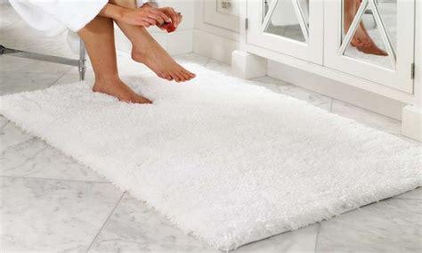 large memory foam rug no slip memory foam bath rug groupon goods