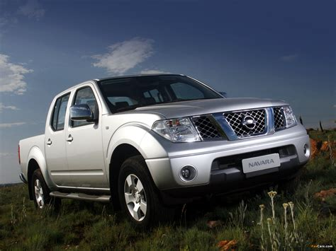 nissan navara wallpaper 2005 nissan navara double cab 4wd d40 related infomation