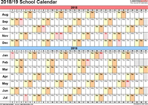 monthly calendar printable calendar