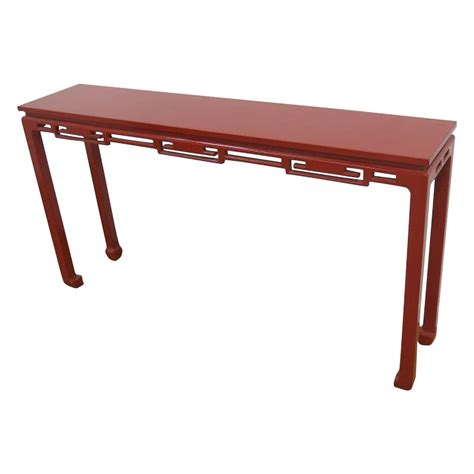 mid century sofa table american mid century modern chinese style console table at
