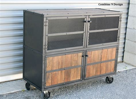 Industrial Style Bar Cabinet Buy A Made Vintage Industrial Bar Cart Mid Century Modern Rustic Liquor Cabinet