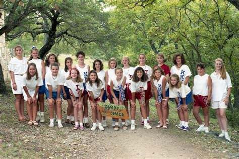 archive 1991 3rd term cabin pics camp mystic for girls