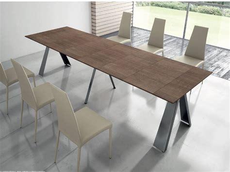 tavolo consolle allungabile riflessi consolle allungabili riflessi tonin casa eurosedia