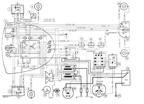 bmw r65 motorcycle wiring diagrams bmw auto parts