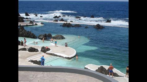 porto moniz madeira porto moniz pools madeira island portugal